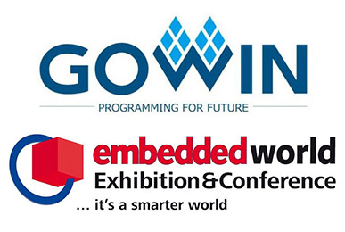 GOWIN Semicondusctor to participate at Embedded World2019